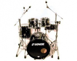 SONOR  - DELITE PIANO BLACK