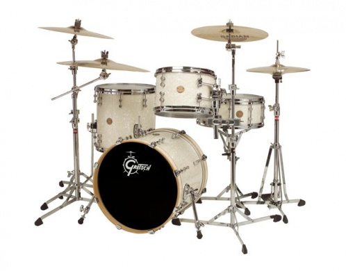 GRETSCH - NEW CLASSIC IVORY MARINE JAZZ - photo n 1