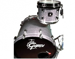 GRETSCH - RENOWN MAPLE SILVER SLATE