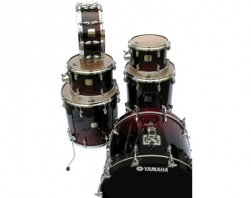 YAMAHA  - ABSOLUTE MAPLE CHERRY BLACK FADE