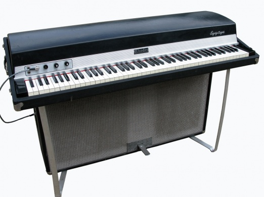 RHODES - MKI 88 SUITCASE - photo n 1