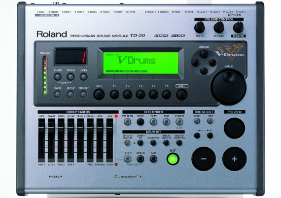 ROLAND  - TD20 KIT  - photo n 2