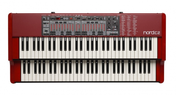 NORD  - C2 COMBO ORGAN  - photo n 2
