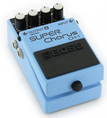 BOSS - CH1 SUPERCHORUS - photo n 1