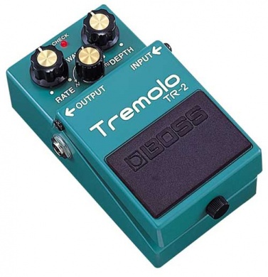 BOSS - TR2 TREMOLO - photo n 1