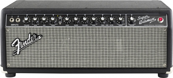 FENDER  - SUPER BASSMAN HD - photo n 1