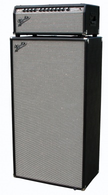 FENDER  - SUPER BASSMAN HD - photo n 2