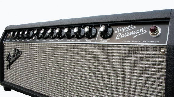 FENDER  - SUPER BASSMAN HD - photo n 4