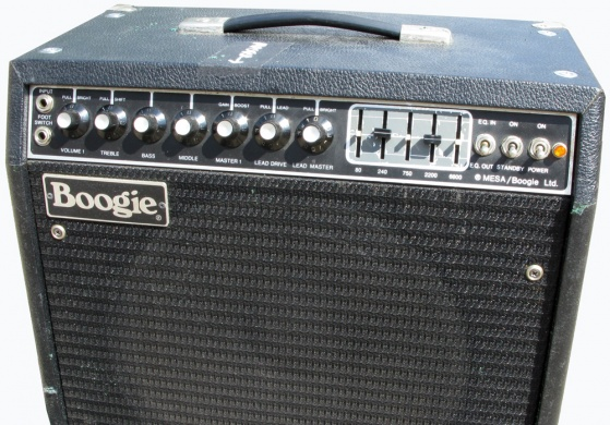 MESA BOOGIE - MKII - photo n 1