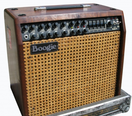 MESA BOOGIE  - MKIV WOOD  - photo n 1