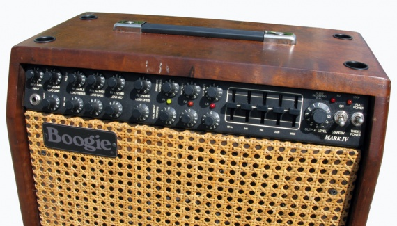 MESA BOOGIE  - MKIV WOOD  - photo n 2