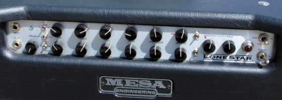 MESA BOOGIE  - LONE STAR CLASSIC - photo n 2