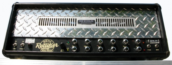 MESA BOOGIE  - DUAL RECTIFIER SOLO - photo n 1