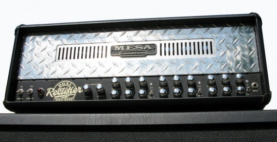 MESA BOOGIE  - DUAL RECTIFIER SOLO II - photo n 1