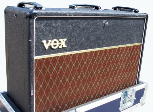 VOX  - AC30TB UK  - photo n 1