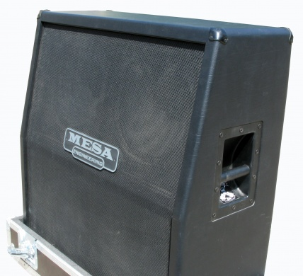 MESA BOOGIE  - VINTAGE CELESTION 412 SLANT - photo n 3