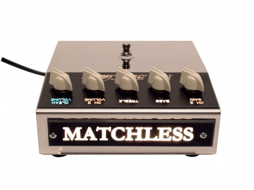 MATCHLESS  - HOTBOX  - photo n 1