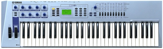 YAMAHA  - CS2X - photo n 1