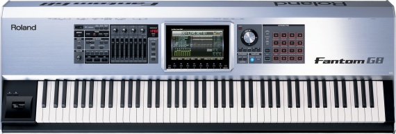 ROLAND  - FANTOM G8 - photo n 1