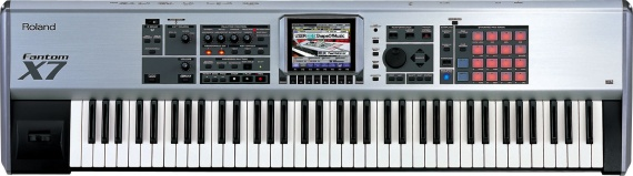 ROLAND  - FANTOM X7 - photo n 1