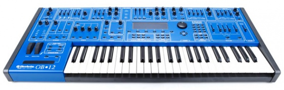 OBERHEIM - OB12 - photo n 1