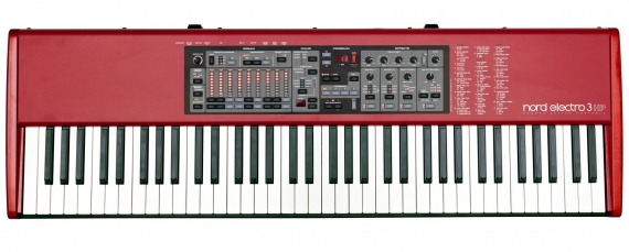 NORD  - ELECTRO 3 HP - photo n 1