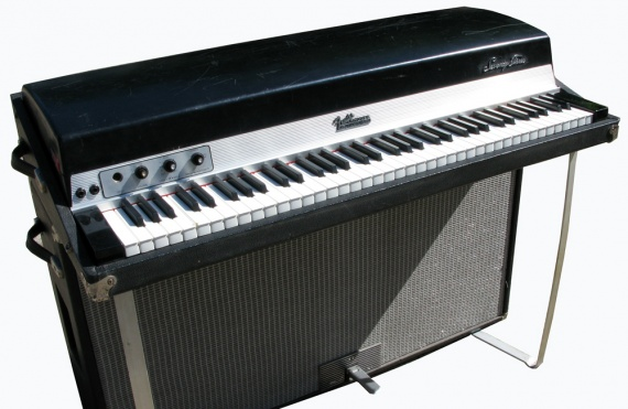 FENDER  - RHODES 73 MKI SUITCASE - photo n 1