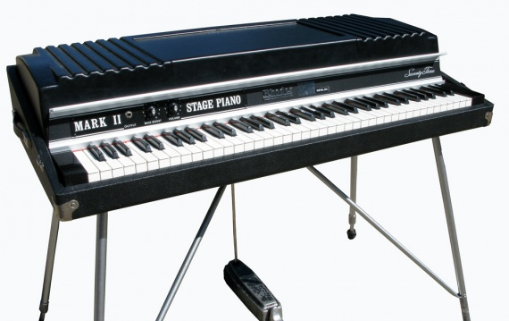 RHODES - MKII 73 STAGE - photo n 1