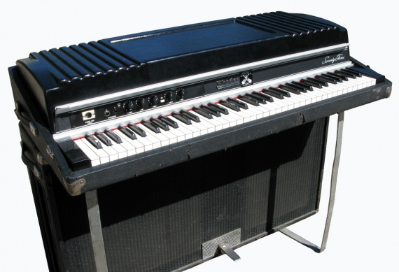 RHODES  - MKII 73 SUITCASE - photo n 1