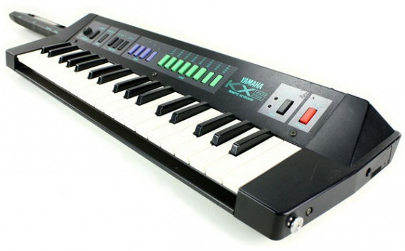 YAMAHA  - KX5 KEYTAR - photo n 1
