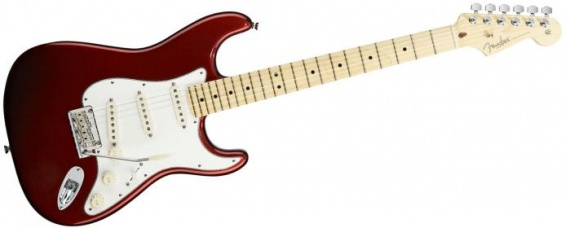 FENDER  - STRATOCASTER CANDYCOLA - photo n 1