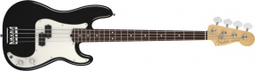 FENDER - PRECISION BASS BLACK