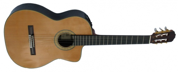 TAKAMINE  - NYLON HIRADE - photo n 1