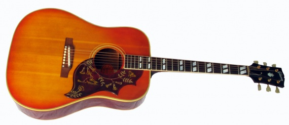 GIBSON  - HUMMINGBIRD '66 VINTAGE - photo n 1