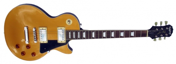 EPIPHONE - LP GOLD TOP  - photo n 1