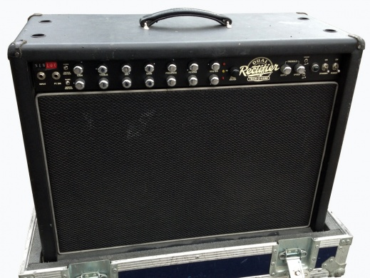 MESA BOOGIE  - TREMOVERB - photo n 1