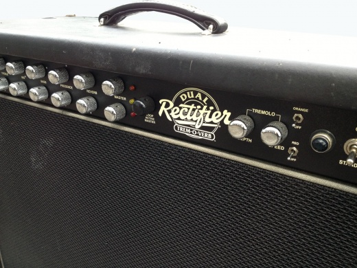 MESA BOOGIE  - TREMOVERB - photo n 2