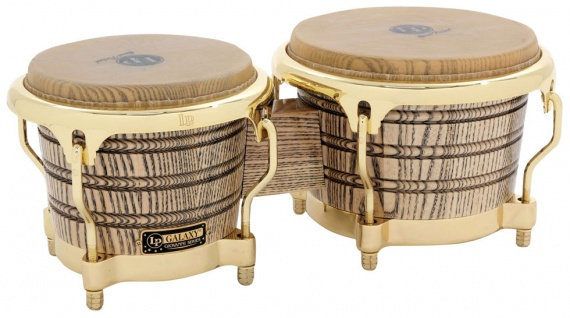 LP - BONGOS GALAXY NATURAL  - photo n 1
