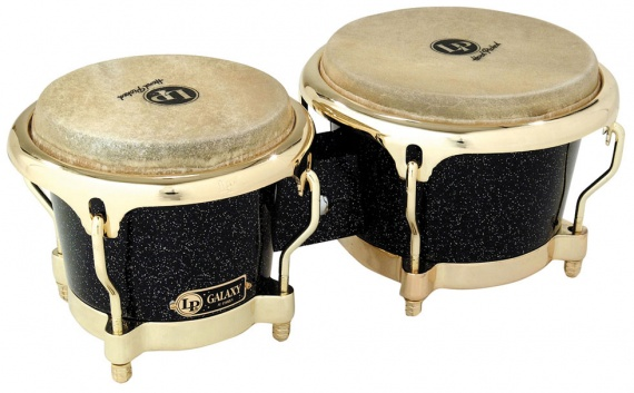 LP - BONGOS GALAXY FIBRE  - photo n 1