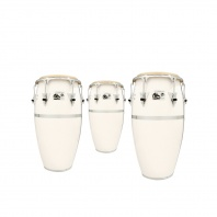 LP - CONGAS PATATO FIBER WHITE
