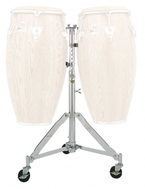 LP - STAND CONGAS DOUBLE  - photo n 1