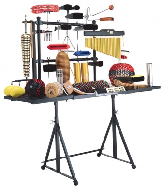 LP - PERCUSSION TABLE  - photo n 1