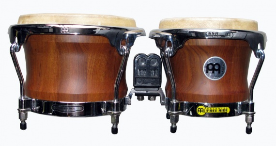 MEINL  - BONGOS  - photo n 1