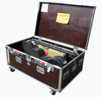 DIVERS - FLIGHT CASE 5 GUITARES