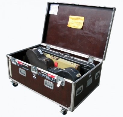 DIVERS - FLIGHT CASE 5 GUITARES - photo n 1