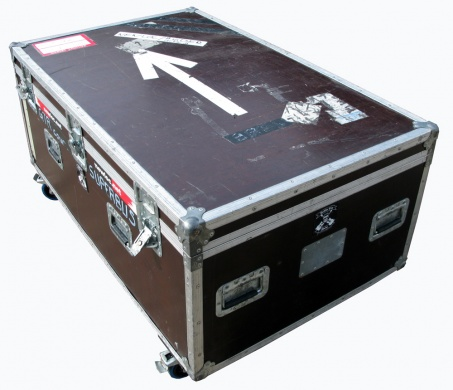 DIVERS - FLIGHT CASE 5 GUITARES - photo n 2
