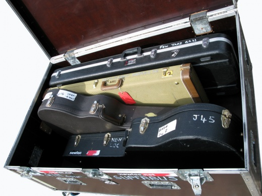 DIVERS - FLIGHT CASE 5 GUITARES - photo n 3