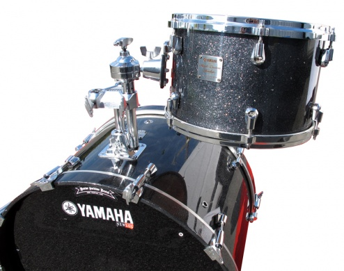 YAMAHA  - ABSOLUTE MAPLE BLACK SPARKLE  - photo n 2